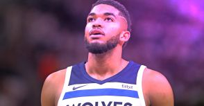 狼王的宿命--Karl-Anthony Towns
