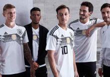 2018世足賽球衣及官方指定用球出爐!再掀世足新風貌