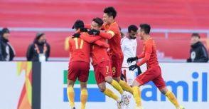 2018 亞足聯 U23 錦標賽 1/9 戰報