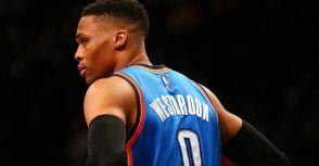 Russell Westbrook連二年場均大三元,但,又如何呢?