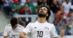 【2018俄羅斯世界盃】埃及男足闖蕩世界盃會內賽報導綜述
