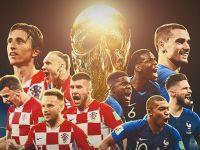 世界盃冠軍戰預測+盤路分析  最貴的法國VS最累的克羅埃西亞