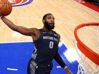 因應現代籃球球風- 籃板吸塵器卓蒙德也開始練投三分啦