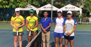 世青女》台灣八強爆冷擊敗第一種子澳洲,晉級世界組16強
