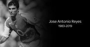 遺憾的人-Jose Antonio Reyes-荷西.安東尼奧.雷耶斯-車禍逝世,享年35歲