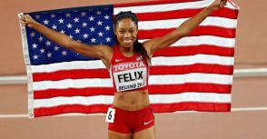 Allyson Felix與Nike的懷孕故事