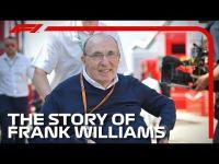 【F1】從業務員到F1車隊領隊  Frank Williams的50年傳奇之旅