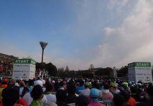 2014京都馬拉松。正賽日篇