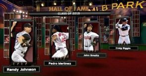 MLB棒球名人堂票選趨勢