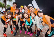 [2014台北富邦馬拉松] 破PB!人生就該狠狠的為自己拼一次。adidas I am a runner