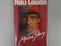 『Niki Lauda Meine Story』讀後感想 - 電影「Rush / 決戰終點線」男主角的真實故事
