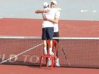 最胖、最瘦、最高及最矮的頂尖職業男子網球選手