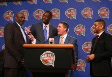 Kevin Johnson、Dikembe Mutombo、Tim Hardaway入圍名人堂決選名單