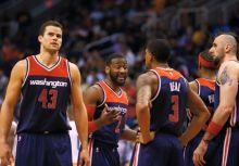 『巫師的困境 Washington Wizards』