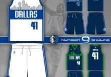 小牛隊新球衣將在明年亮相