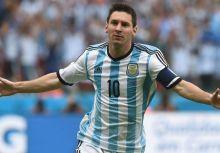 【球星背號故事】阿根廷國家足球代表隊 Lionel Messi - 10