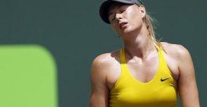 【網球】Miami Open大爆冷門 Maria Sharapova淘汰