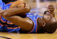 [NBA][外絮] Kevin Durant 因傷本季報銷