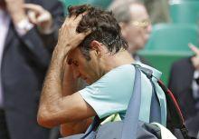 球王接班人發威 Federer中箭落馬