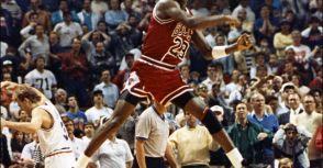 歷史上的今天:季後賽傳奇紛紛上演,Miller Time & Jordan The Shot