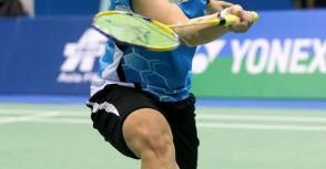 戴資穎不敵球后李雪芮,台北公開賽四強止步