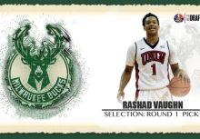 酷寒戰士Rashad Vaughn