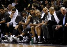 下個NBA球季,馬刺陣容看起來將會是?