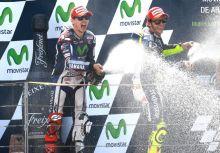 Rossi和Lorenzo已準備好世界冠軍的對決