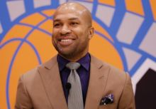 Derek Fisher:「新球季紐約人進攻速度要更快!」