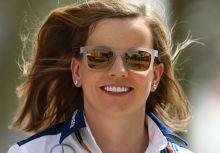 Williams測試車手Susie Wolff將離開賽車界