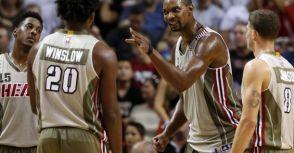 熱火昨天一戰竟然帶來了一個NBA奇觀!
