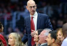 Silver:NBA球衣廣告的討論陷入僵局