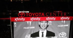Linsanity in Houston 現場體驗