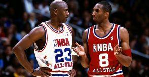 Kobe毀了Jordan的最後一場明星賽?