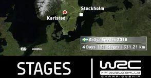 【WRC】瑞典站場地狀況