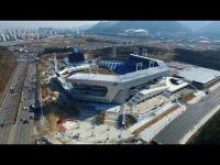 韓國職棒的幾座新球場