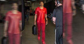 時尚达人就是我,我就是——Russell Westbrook!