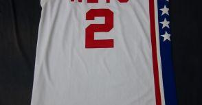#2 Josh Childress 2012/13 Preseason HWC Game Worn Jersey (2012.10.24)