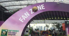 2014 WTA年終八強第三天賽事現場報導