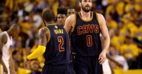 2016 NBA總冠軍賽 騎士vs勇士G1分析G2展望