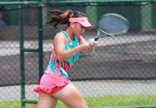 華國三太子盃ITF女網賽》國內外青少年好手齊聚 戰況精彩可期