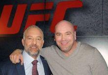 關於Zuffa出售UFC的最新消息與資料