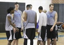 Charlotte Hornets pre-draft Workout-前五天的測試會(上)