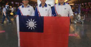 中菲台維斯盃》中華隊抵菲備戰 紅土戰場一較高下