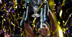 小威再展威力,2014年終八強賽三連霸