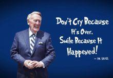 傳奇轉播員Vin Scully的引退儀式