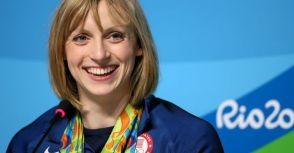 美國泳將-Katie Ledecky