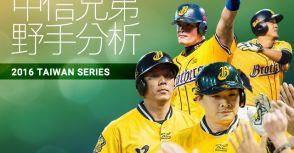 《2016 Taiwan Series分析》中信兄弟野手篇