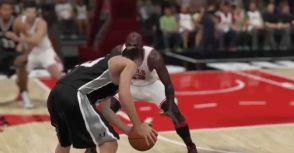 【感動】Manu Ginobili回憶唯一一次與「籃球之神」Michael Jordan同場的時刻