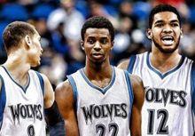 「天賦」戰隊的覺醒(中)—Minnesota Timberwolves